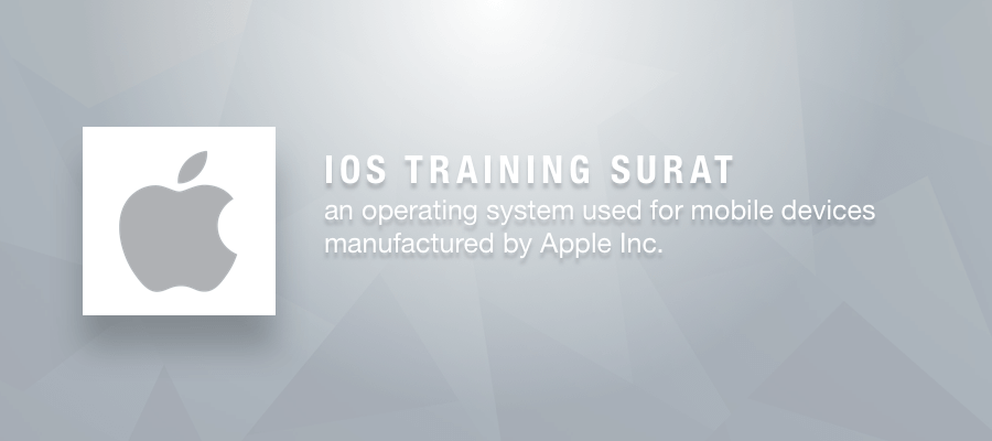iOs Training Surat